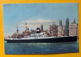 10202 - Exochorda  American Export Lines - Paquebote