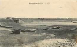 BLAINVILLE SUR MER - Le Pont. - Blainville Sur Mer