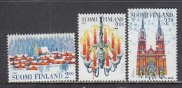 Finland 1997 - Christmas, Mi-Nr. 1411/13, MNH** - Finland