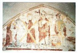 VOINEMONT (54) - L'Eglise - Fresque Découverte En 1994 - Autres Communes