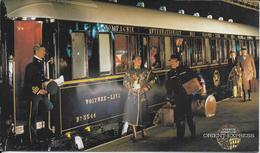 VENICE SIMPLON ORIENT EXPRESS   ( 10.5 X 18 Cm ) - Trenes