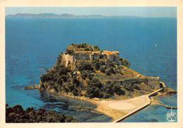 Bormes Les Mimosas (83) - Le Fort De Bregançon - Au Loin L'Ile Du Levant - Bormes-les-Mimosas