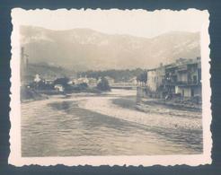 Lot De 3 Petites Photos 11 QUILLAN 4.5 X 6 Cm Année 1933 - Lieux