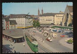 Basel - - Barfüsserplatz - Tram [BB0-0.996 - Unclassified