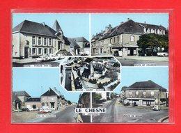 08-CPSM LE CHESNE - Le Chesne