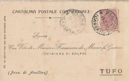 Elena. 1917. Annullo Guller ELENA (CASERTA), Su Cartolina Postale. - 1900-44 Victor Emmanuel III