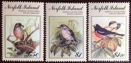 Norfolk Island 1990 Birdpex Birds MNH - Vögel