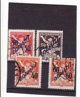 Czechoslovakia  1927,  Pretisk, Verlieren, Loose, Gebraucht, - Tchécoslovaquie