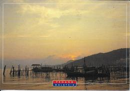 PENANG - MALAYSIA   11 X16 Cm - Malaysia