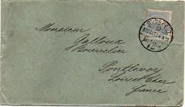 Budapest T72 - 1914 - Lettre Pour France - Hongrie