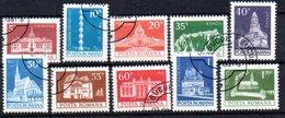 Romania - Edifici - 1948-.... Republiken