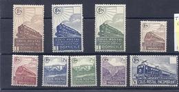 190032836  FRANCIA  YVERT  T.P.C.P. Nº  174/82  **/MNH - Journaux