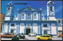 °°° 19480 - BOLIVIA - COCHABAMBA - IGLESIA DEL HOSPICIO - 1992 °°° - Bolivia