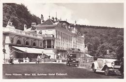 1064/ Hans Hübner, Wien XLX Schloss, Hotel Cobenzl, Oude Auto - Vienne