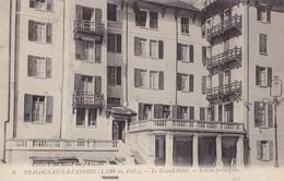 PRALOGNAN LA VANOISE - Le Grand Hôtel - Entrée Principale - Pralognan-la-Vanoise