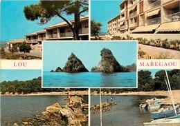 LOU MAREGAOU LE MAREGAU PLAGE DE STE ASILE  Saint-Mandrier-sur-Mer - Saint-Mandrier-sur-Mer