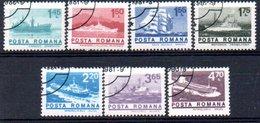 Romania - Trasporti, Imbarcazioni - 1948-.... Republiken