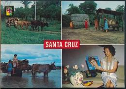 °°° 19482 - BOLIVIA - SANTA CRUZ DE LA SIERRA - 1981 °°° - Bolivia