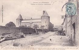 08-CHATEAU DE L'ECHELLE-CANTON- DE RUMIGNY - France