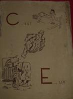 Magazine Militair - C'Est Eux - Soldats 1953 - Boeken, Tijdschriften & Catalogi