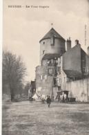 ***  58  ***  NEVERS  La Tour Goguin Roulotte Tziganes - - Neuve Excellent état - Nevers