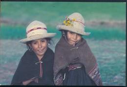 °°° 19487 - BOLIVIA - NINA CAMPESINA , VILLACAYMA °°° - Bolivia