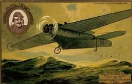 CPA - Thèmes - Transports - Aviation - Experiences - Aviation - Robert Esnault Pelterie - ....-1914: Voorlopers