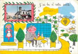81 - LAVAUR / J'AI BU A VOTRE SANTE à LAVAUR Par JEAN DE PREISSAC - Lavaur