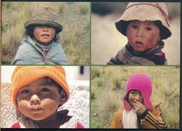 °°° 19489 - BOLIVIA - ANDEAN CHILDREN - 1993 °°° - Bolivia