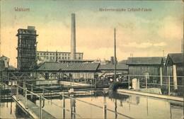 DUISBURG, 1921, Walsum, Niederrheinische Cellstoff-Fabrik - Duisburg