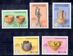 1.3.1981; 19e Fiera De Tripolis,   YT 894 - 898, Neuf **, Lot 52363 - Libye