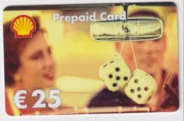 GC 23318 GERMANY - Shell - Gift Cards