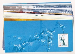 DM-41: FRANCE: Lot De Blocs Souvenir** Sans Carton N°6 à 25 - Blocs Souvenir