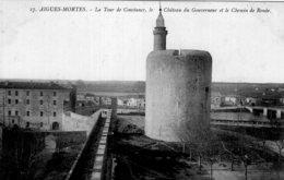 B65578 Cpa Aigues Mortes - La Tour De Constance - Aigues-Mortes