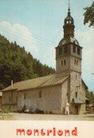 B65592 Cpm Montriond - L'Eglise - Andere Gemeenten