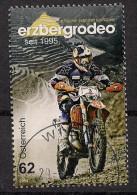 "2014 Austria Mi. 3137 FD-used 20 Jahre Motorradrennen ""Erzbergrodeo"" - 2011-... Afgestempeld"