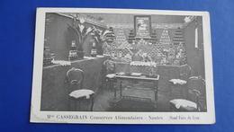 Mon CASSEGRAIN - Conserves Alimentaires - Nantes  (Stand Foire De Lyon) - Publicité