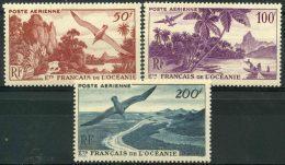 Oceanie (1948) PA N 26 à 28 * (charniere) - Oceania (1892-1958)