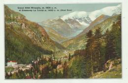 GRAND HOTEL MIRAVALLE ET GRESSONEY LA TRINITE' - NV   FP - Aosta