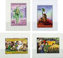 Ref. 15457 * NEW *  - ALGERIA . 1974. 20th ANNIVERSARY OF THE REVOLUTION. 20 ANIVERSARIO DE LA REVOLUCION - Algeria (1962-...)