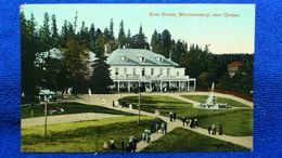 Kent House Montmorency Quebec Canada - Montmorency Falls