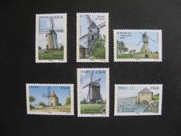 TB Série N° 4485 Au N° 4490, Neufs XX. - Unused Stamps