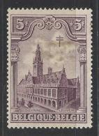 Belgio - 1928 - Nuovo/new MH - Tubercolosi - Mi N. 249 - Belgio