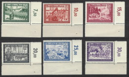 Germania - 1941 - Nuovo/new MNH - Mi N. 773/78 - Germania