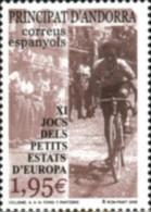 Ref. 163869 * NEW *  - ANDORRA. Spanish Adm. . 2005. 11th GAMES OF THE SMALL EUROPEAN STATES. XI JUEGOS DE LOS PEQUE�OS - Spanish Andorra