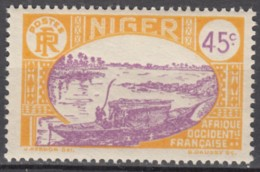 N° 40 - X X - ( C 1901 ) - Niger (1921-1944)