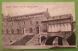 Cartolina - Viterbo - Palazzo Papale Ora Episcopio - 1915 - Viterbo