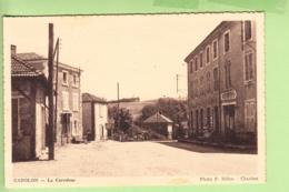 CADOLON - Le Carrefour Avec Vue Différente - Boucherie - Ed. Billon - 2 Scans - Autres Communes