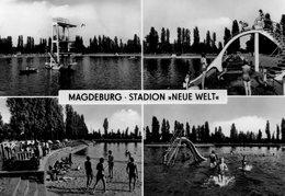 DC436 - Magdeburg Stadion Neue Welt - Magdeburg