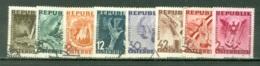 Autriche  Yvert  638/645  Ou  Michel 776/783  Ob  TB - 1945-.... 2. Republik
